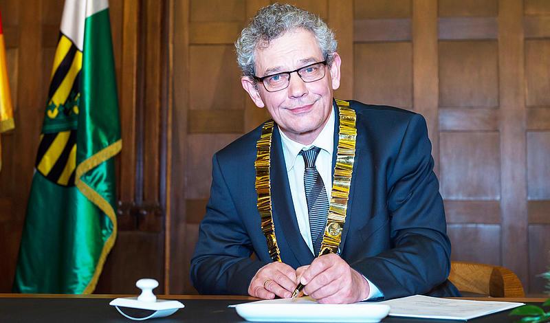 Freistaat Sachsen unterzeichnet Zuschussvereinbarung mit den 14 staatlichenHochschulen über ca. 6,5 Milliarden Euro