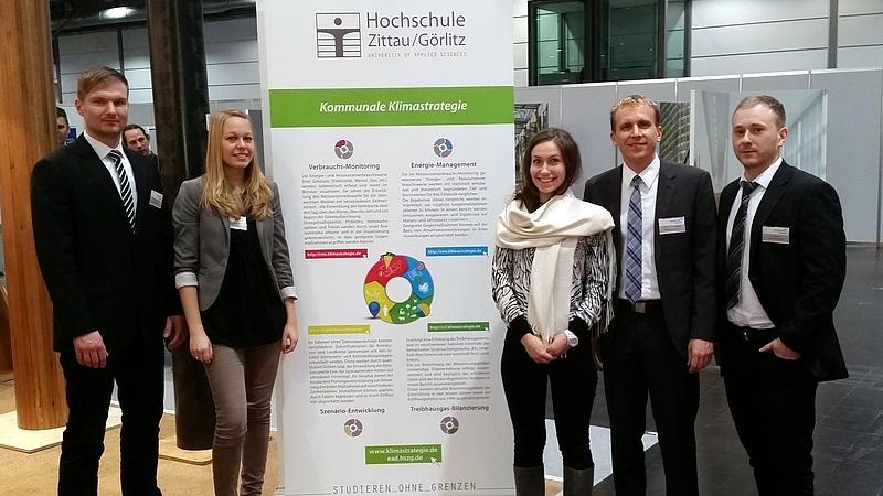 Forscher der HSZG unterstützen Kommunen und Landkreise bei der Umsetzung der Energiewende