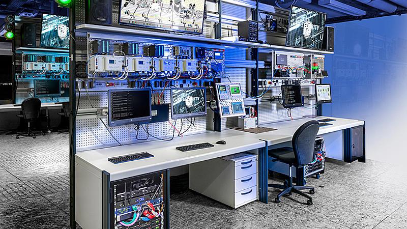 Mehr IT-Sicherheit für kritische Infrastrukturen verspricht die neue Kooperation der HSZG mit der Fraunhofer-Gesellschaft