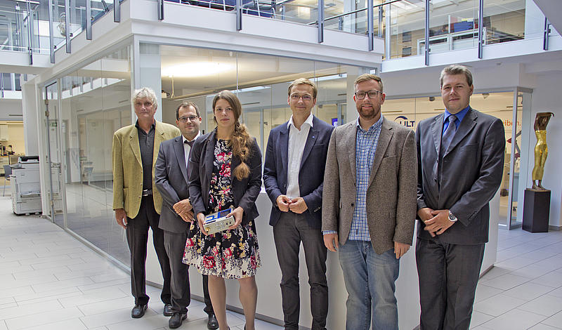 Erfolgreiche Zusammenarbeit zwischen der ULT AG, TU Liberec und Hochschule Zittau/Görlitz