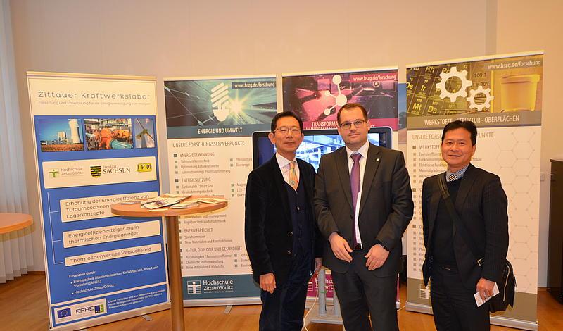 IPM war zu Gast in der Sächsischen Landesvertretung bei der Bundesrepublik Deutschland